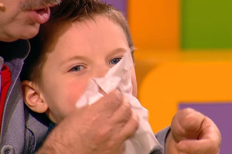 как чистить нос