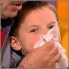 Как чистить нос ребёнку